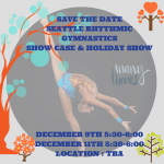 SAVE THE DATESeattle rhythmic