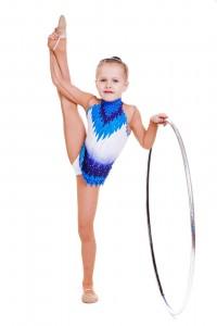 4-6 yo Program Rhythmic Gymnastics