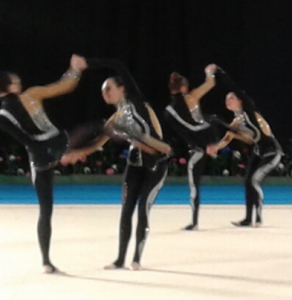 Group Gymnastics(AGG)